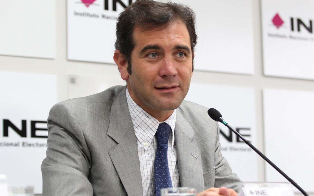 Pandemia, no suspende la democracia: Lorenzo Córdova