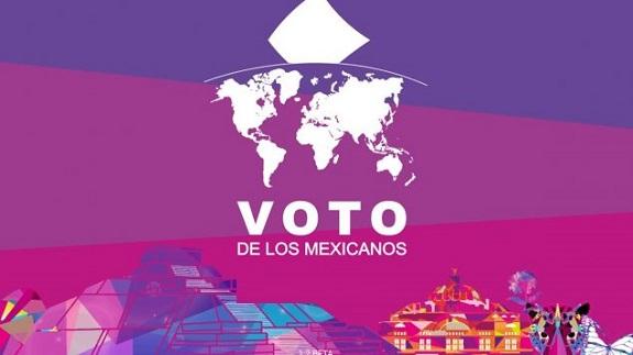 Desarrollarán el INE y el INM acciones a favor de mexicanos residentes en el extranjero