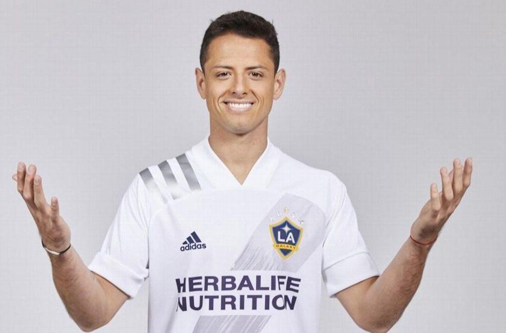 ¡Oficial! 'Chicharito' es nuevo futbolista del Galaxy