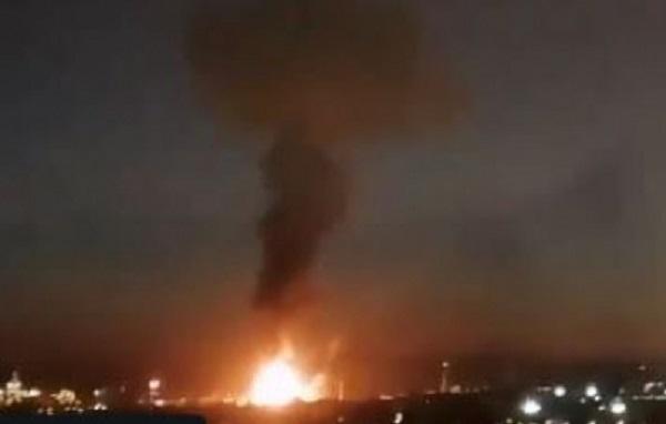 Registran explosión en planta química de Tarragona, al este de España