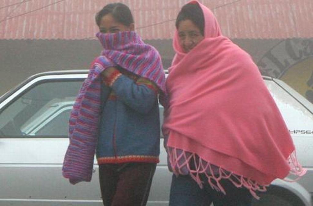 ¿Cómo protegerse ante los frentes fríos en México?