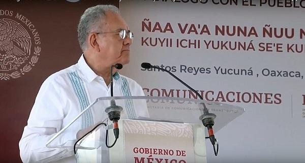 TODAS LAS CABECERAS MUNICIPALES CONTARÁN CON CAMINOS DE PAVIMENTADOS EN ESTA ADMINISTRACIÓN: STC