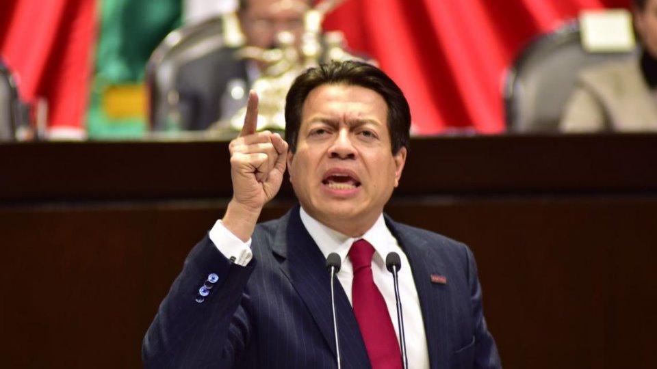 En 2020 se consolidarán las reformas y el desarrollo del país: Mario Delgado