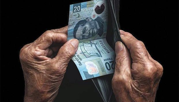 15 de enero, pensión para adultos mayores con aumento