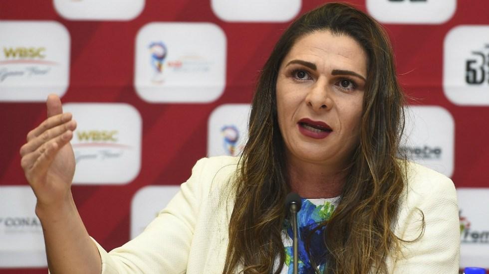 Acuerdan en comisión solicitar la comparecencia de la titular de la Conade, Ana Gabriela Guevara