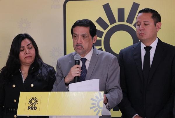 PRD IMPUGNA  ANTE LA MÁXIMA AUTORIDAD ELECTORAL RESOLUCIÓN SOBRE SERVIDORES DE LA NACIÓN