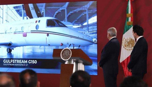 AMLO subasta 72 aeronaves de gobiernos anteriores