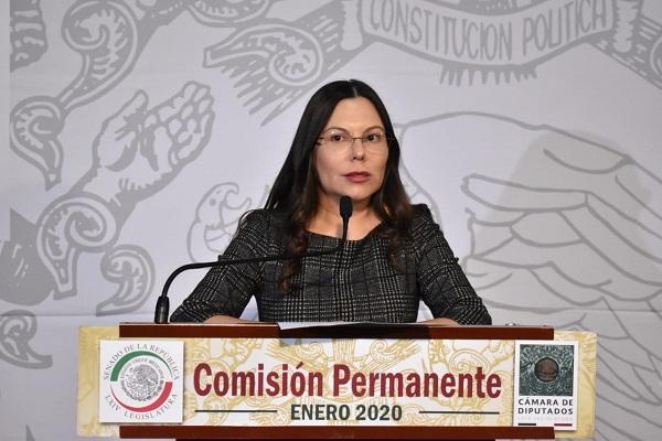 Poder legislativo tiene en la indefesión a la niñez mexicana: LRH