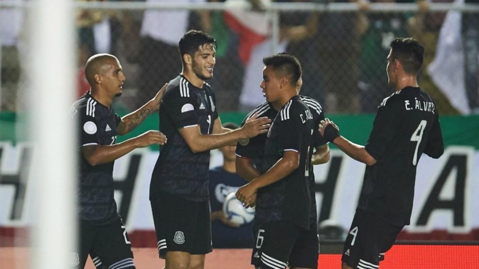 México enfrentará a República Checa y Grecia en marzo