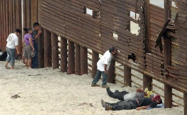 EU cierra frontera Texas-Coahuila para frenar a migrantes