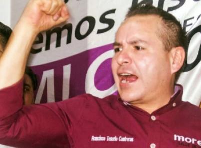 A proceso, menor implicado en homicidio del alcalde de Valle de Chalco