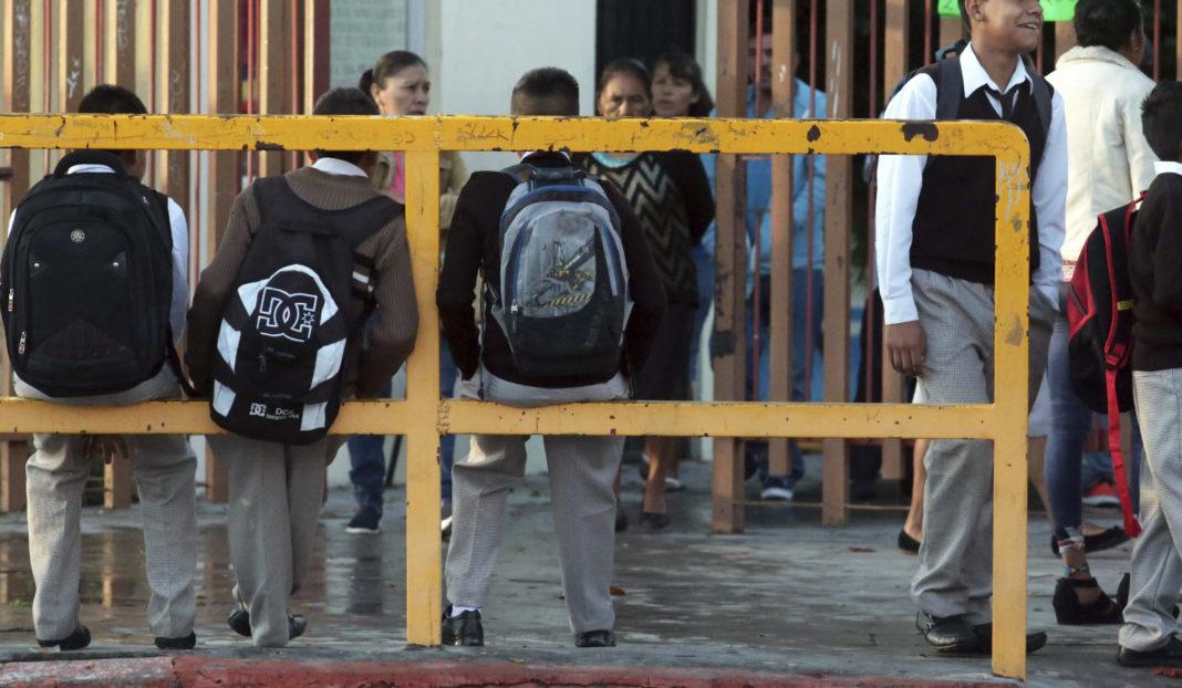SEP: 'Un millón 631 mil alumnos regresaron a clases presenciales'