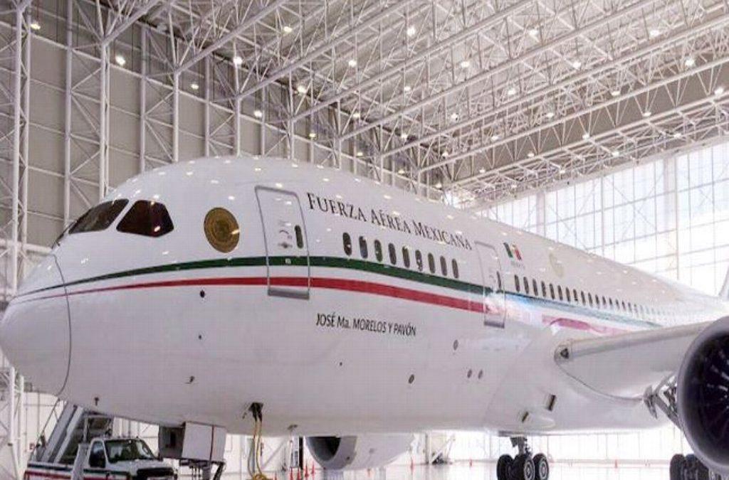 """La venta de """"cachitos"""" del avión presidencial"""