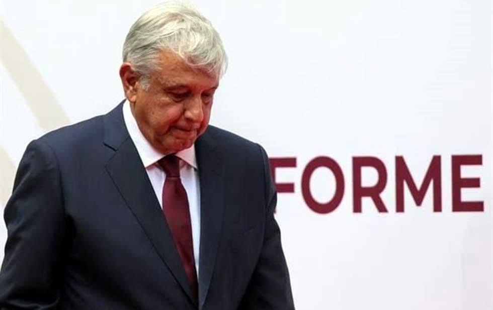 """Viene la etapa más difícil"": López Obrador pidió cautela"