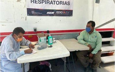FORTALECEN UNIDADES MÉDICAS MÓVILES PREVENCIÓN Y DETECCIÓN DE COVID-19 EN HOSPITALES