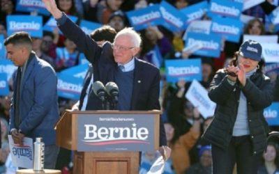 Abandona Sanders la carrera presidencial