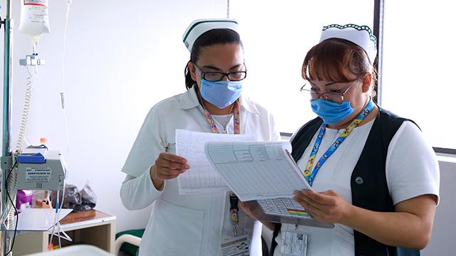 IMSS da mil consultas y 2 mil 500 cirugías el fin de semana