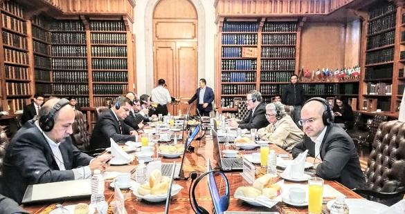 Gobernadores realizan  reunión virtual para tratar temas de gobernabilidad y unidad nacional ante contingencia por COVID-19