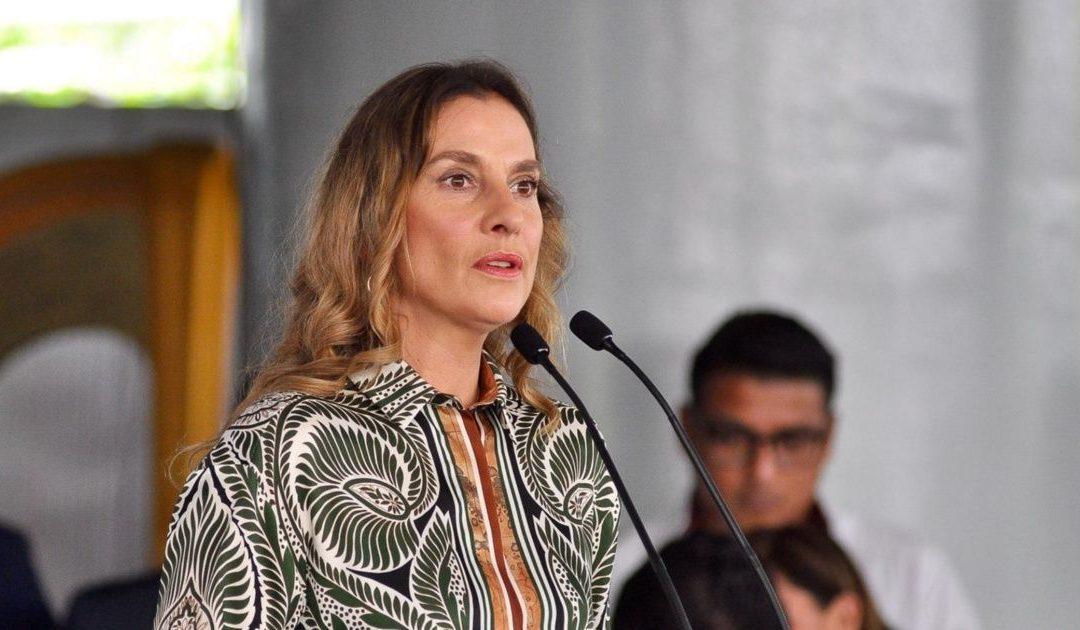 La primera dama de México agita tormenta de Twitter con comentarios sobre niños con cáncer