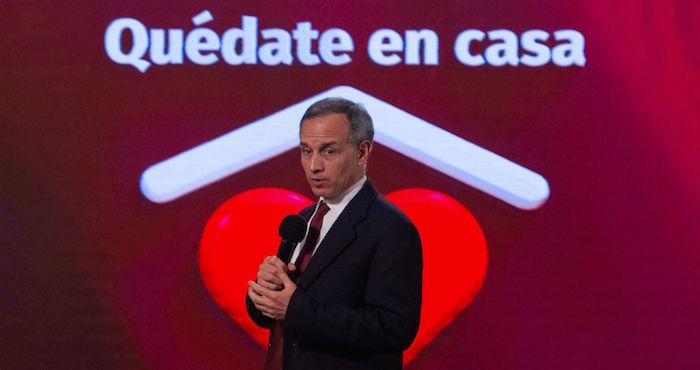 Hugo López-Gatell estimó hasta 30,000 muertos por coronavirus en México