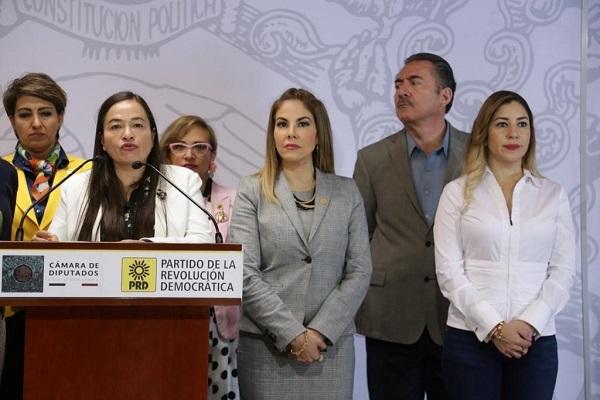 Evasivas de López Obrador no eximen a su gobierno de atender señalamientos de la ASF: GPPRD