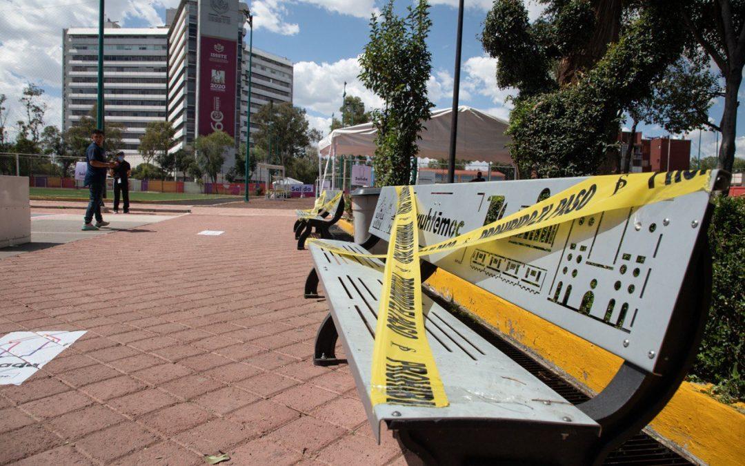 Inicia reapertura gradual de los deportivos en Cuauhtémoc