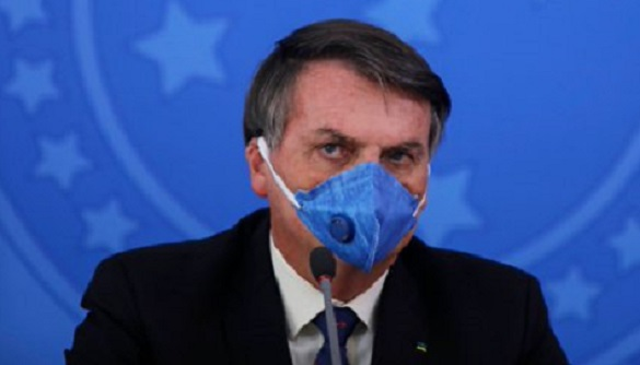 Bolsonaro compara medidas contra covid-19 implementadas en Brasil con «dictadura venezolana»
