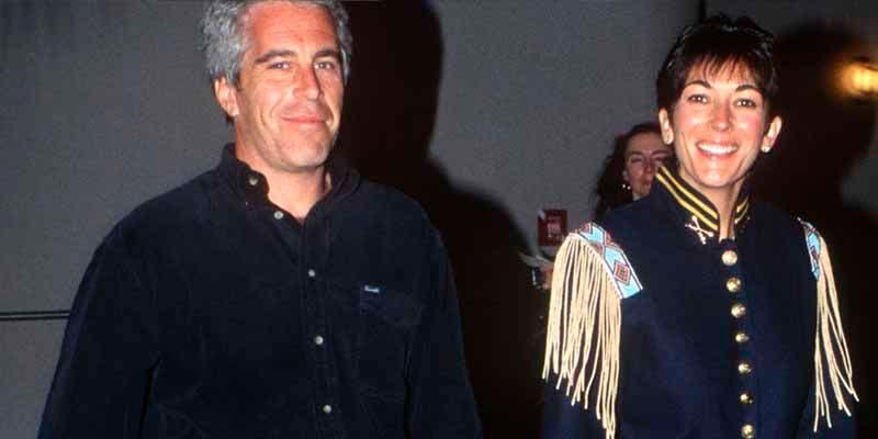FBI detiene a la socialité Ghislaine Maxwell, ligada a Epstein