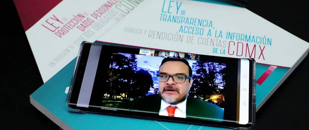 COMBATE A LA CORRUPCIÓN REQUIERE DE UNA SOCIEDAD MÁS PARTICIPATIVA E INFORMADA: BONILLA GUTIÉRREZ
