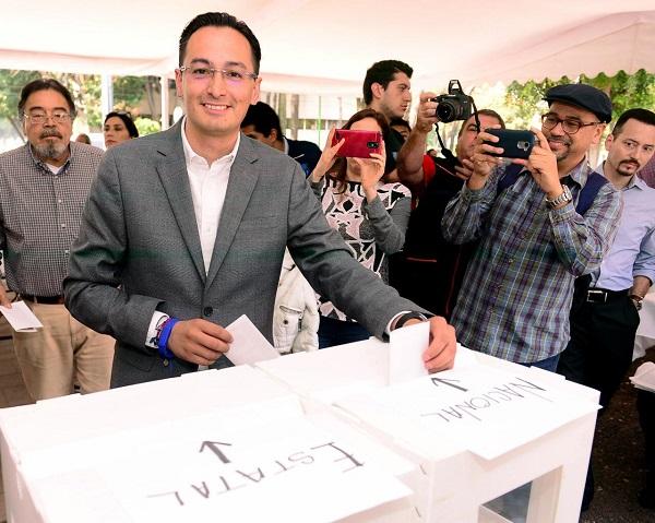 BUSCA ACCIÓN NACIONAL SER ALTERNATIVA Y CONTRAPESO PARA GANAR LA CDMX EN 2021
