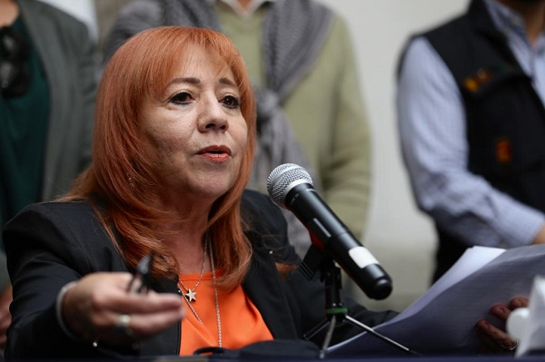 Recibe titular de la CNDH amenazas de muerte