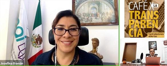 """""""CONTRATACIONES ABIERTAS"""" PUEDE PREVENIR ACTOS DE CORRUPCIÓN EN ADQUISICIONES PÚBLICAS: ROMÁN VERGARA"""