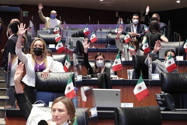 Inician comparecencias de funcionarios ante el Senado de la República