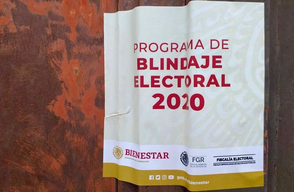 Previo a elecciones, resguarda Secretaría de Bienestar inmuebles y vehículos de las delegaciones en Hidalgo y Coahuila