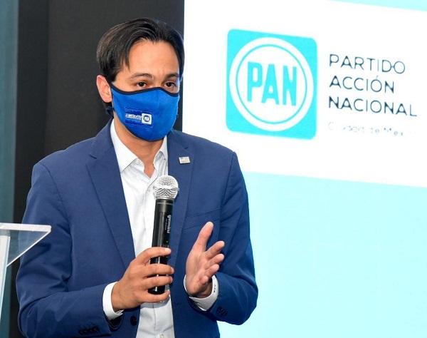 DEMUESTRA SHEINBAUM DESPRECIO POR PLURALIDAD POLÍTICA EN CDMX: PAN CDMX