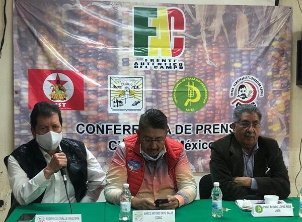 FAC ANUNCIA JORNADA DE TIERRA Y LIBERTAD EN CDMX