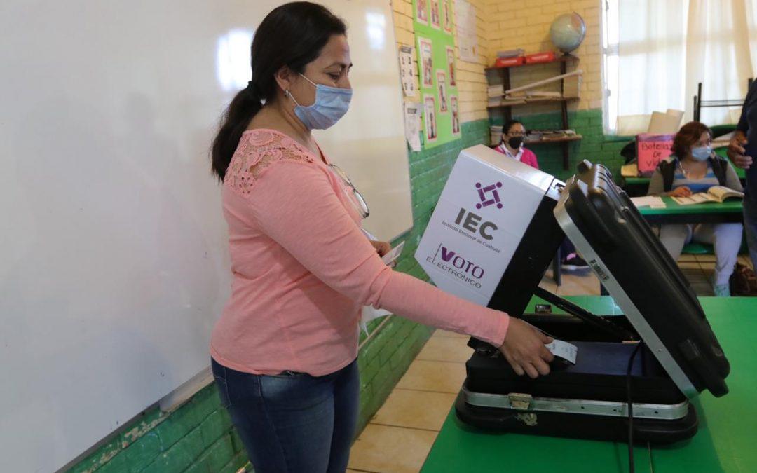 En Coahuila arranca proceso electoral