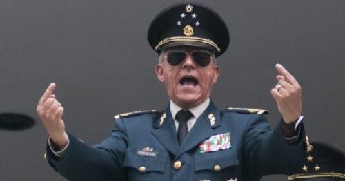 AMLO defendió la polémica de Cienfuegos