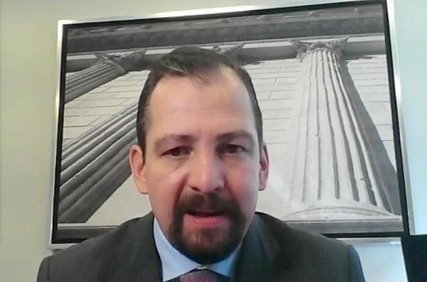 Remueven a Vargas como magistrado presidente del TEPJF