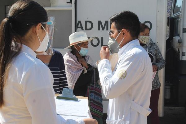 PRD PIDE INCLUIR A ESTUDIANTES DE MEDICINA EN EL GRUPO UNO PARA RECIBIR VACUNA CONTRA EL COVID-19.