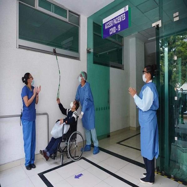 Hospital de Magdalena de las Salinas del IMSS reconvierte 114 camas para pacientes referidos con COVID-19
