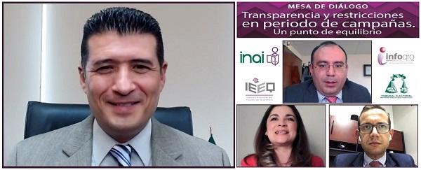 TRANSPARENCIA Y ACCESO A LA INFORMACIÓN PÚBLICA, NECESARIAS EN TODA DEMOCRACIA: INAI