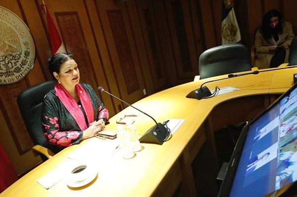 Es muy importante sacar del olvido a las personas que lucharon contra la dictadura y la represión: Dip. Sauri Riancho