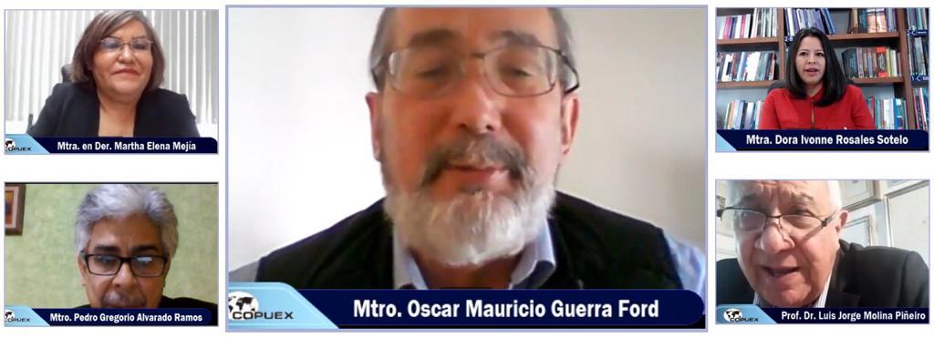 MEDIR LA CORRUPCIÓN AYUDA A COMBATIRLA: GUERRA FORD