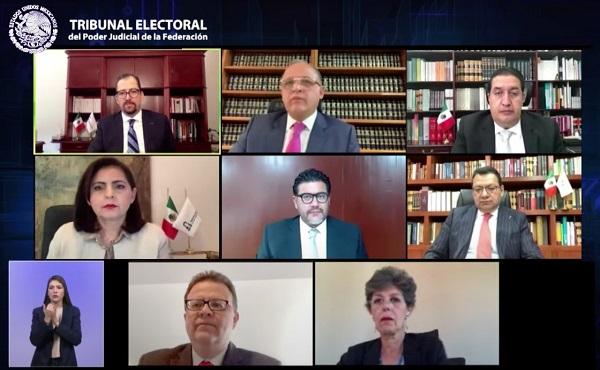 """Tribunal rechaza aplazar multa al PRI por descuido del padrón electoral a la venta en """"Mercado Libre"""""""