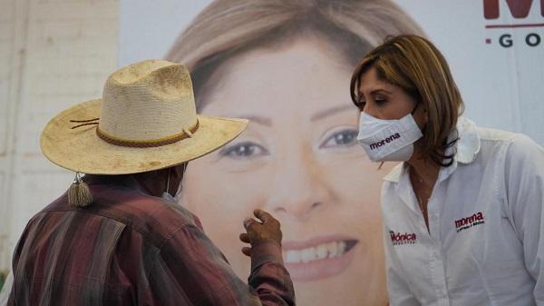 De acuerdo a una encuesta del periódico el Financiero, Mónica Rangel despega, Pedroza y Gallardo caen en simpatías