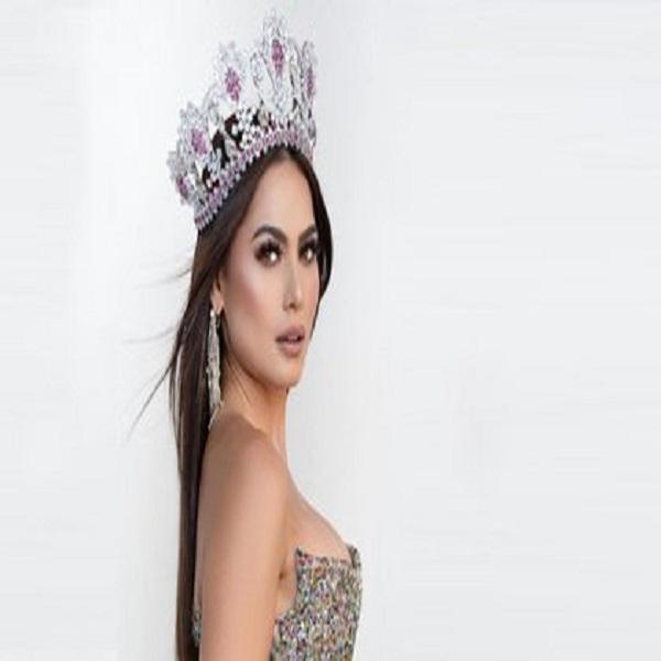 Ángela Aguilar tras felicitación por ganar Miss Universo 2021