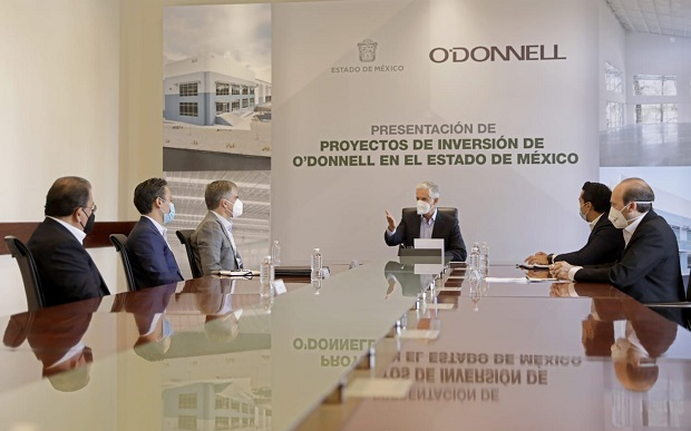 PRESENTAN PROYECTOS DE AMPLIACIÓN DE PARQUES INDUSTRIALES EN CUAUTITLÁN IZCALLI
