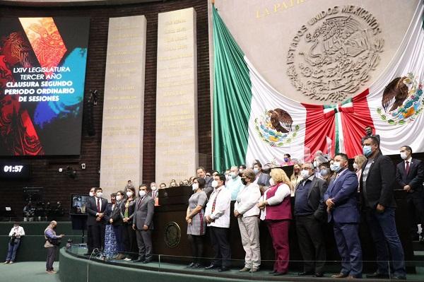 Legisladores de Morena están seguros que su labor será ampliamente reconocida por la sociedad y les refrendará su confianza para mantener la mayoría en el Congreso