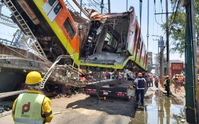No debe reabrirse tramo elevado de L12 del Metro, recomienda Colegio de Ingenieros Civiles de México